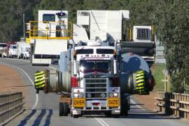 Hevi Haul AU Oversized Load Transport
