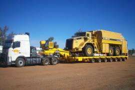 Heavy Machinery Transport