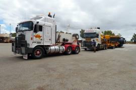 Heavy Haulage Transport Trucks
