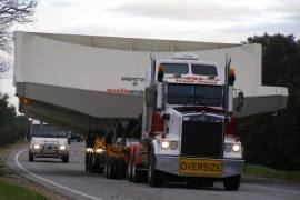 Low Loaders Transport in Australia