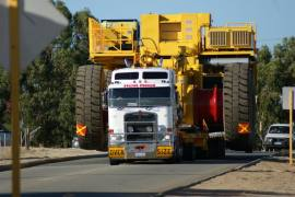 Oversized Load Transport in Australia